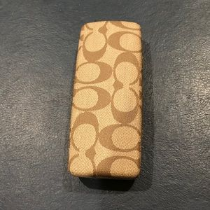 Coach Eyeglass Case